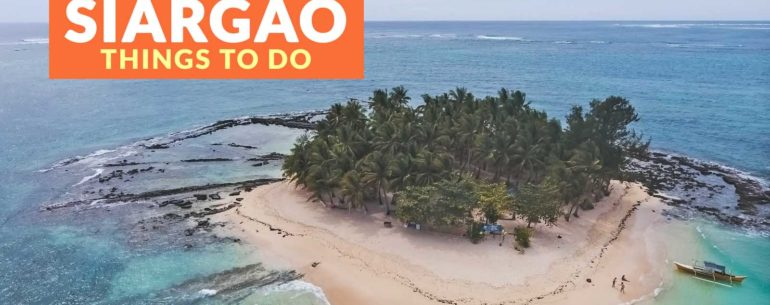 Things to in Siargao
